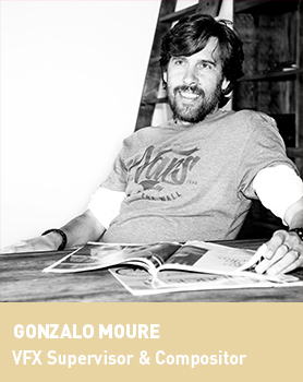Gonzalo Moure